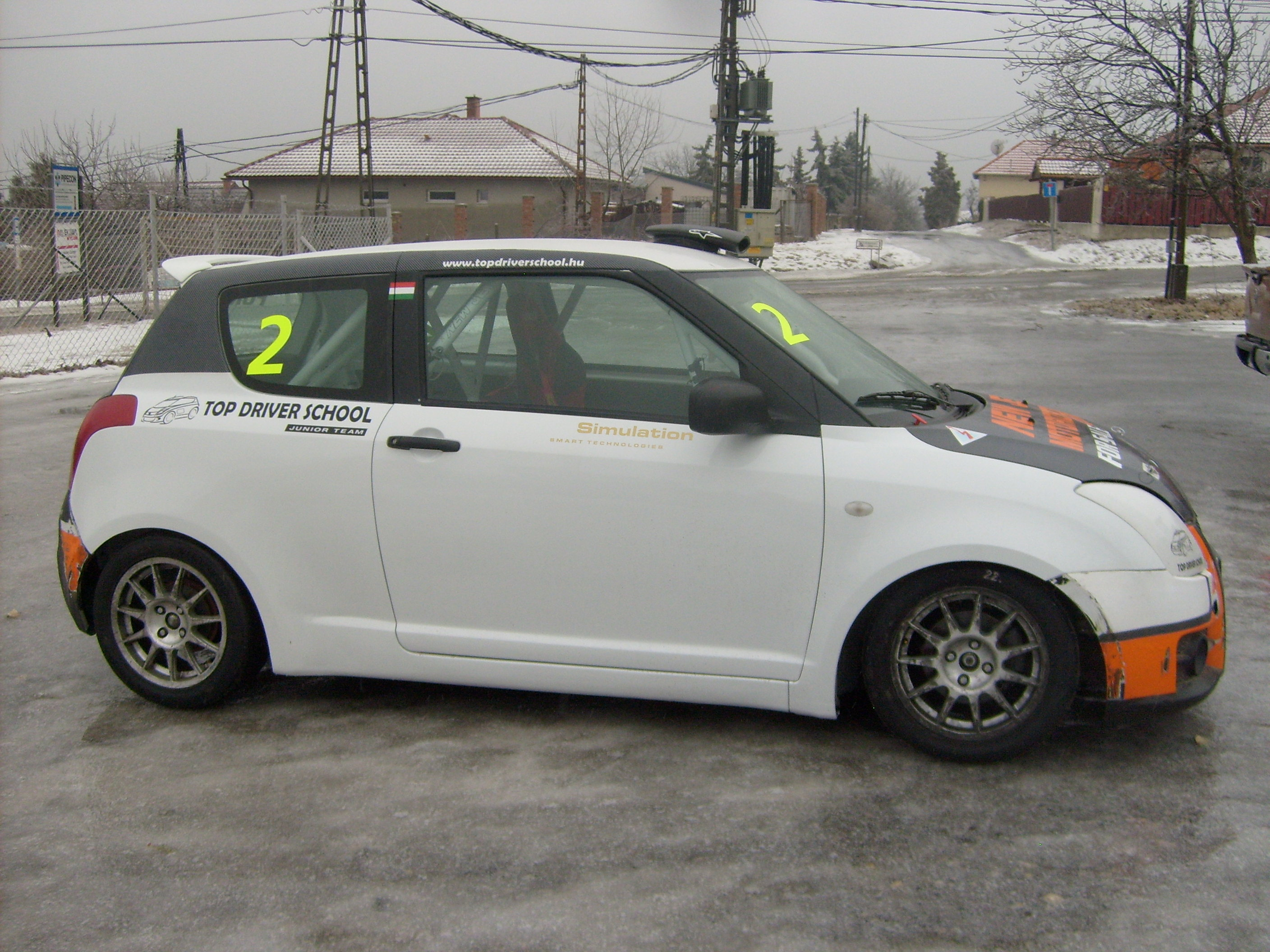 Suzuki Swift 1,5 Racer